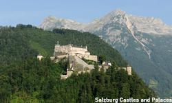 <center>Hohenwerfen Castle</center>